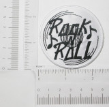 Rock n Roll record White
