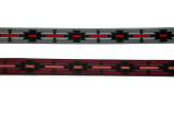 "Jacquard Ribbon 1/2"" (13mm) Aztec Pattern Priced Per Yard Colors"