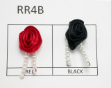 Swirl Roses with Bead Detail 12 Piece Pack