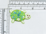 Sea Turtle with Sequins