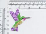 Hummingbird Medium Facing Right
