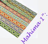 """1"""" Jacquard Metallic Mahima"""