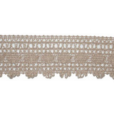 """Cluny Lace 1 7/8"""" Beige 5 Yds"""