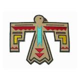 Thunderbird Native American Iron On Patch Applique