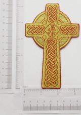 Celtic Cross Gold