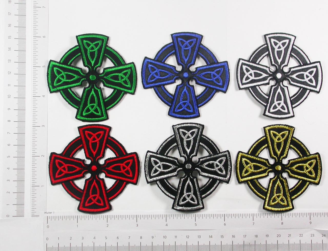 Celtic Cross Symbol *Colors*