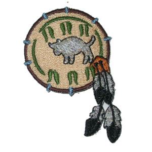 Indian Feather / Buffalo