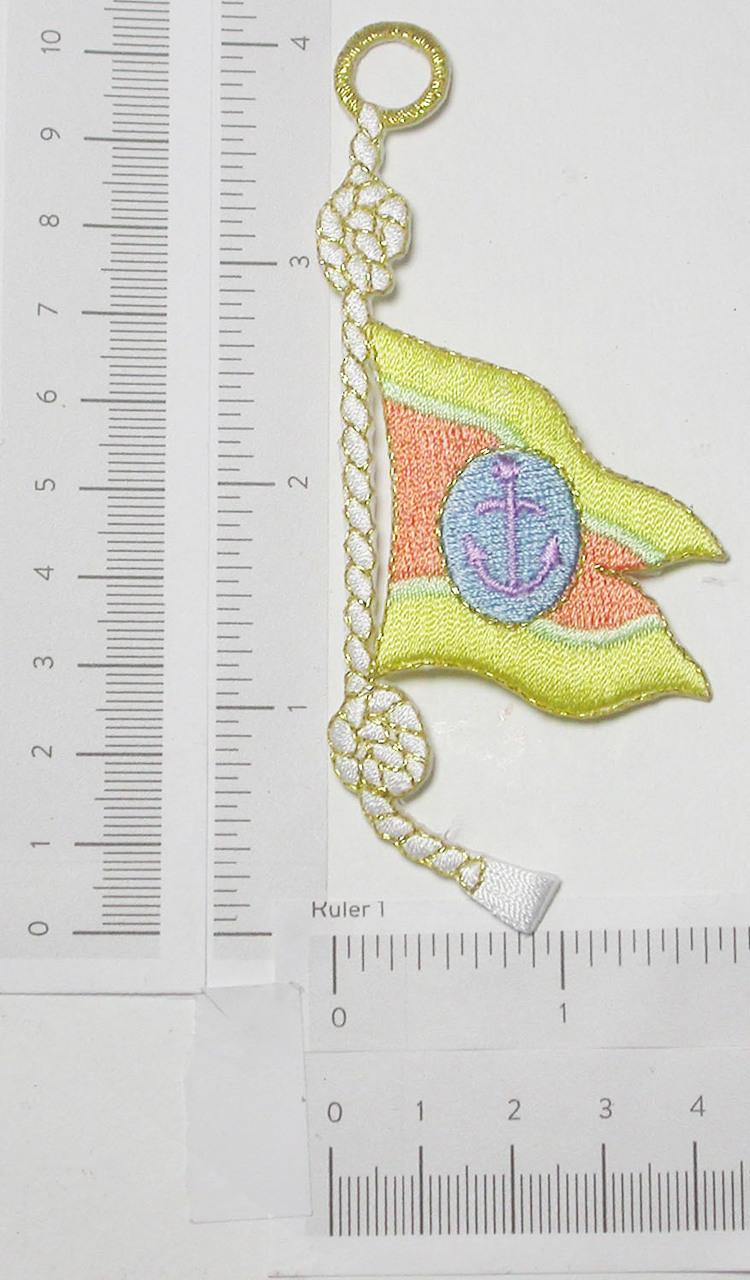 IronNautical Flag Pastel