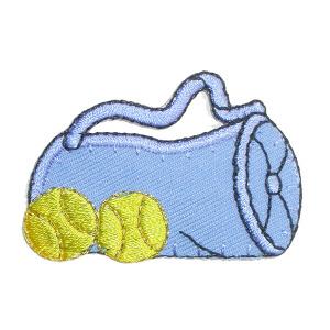 Blue Tennis Bag