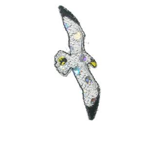 White Sparkle Seagull