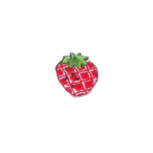 Country Plaid Strawberry