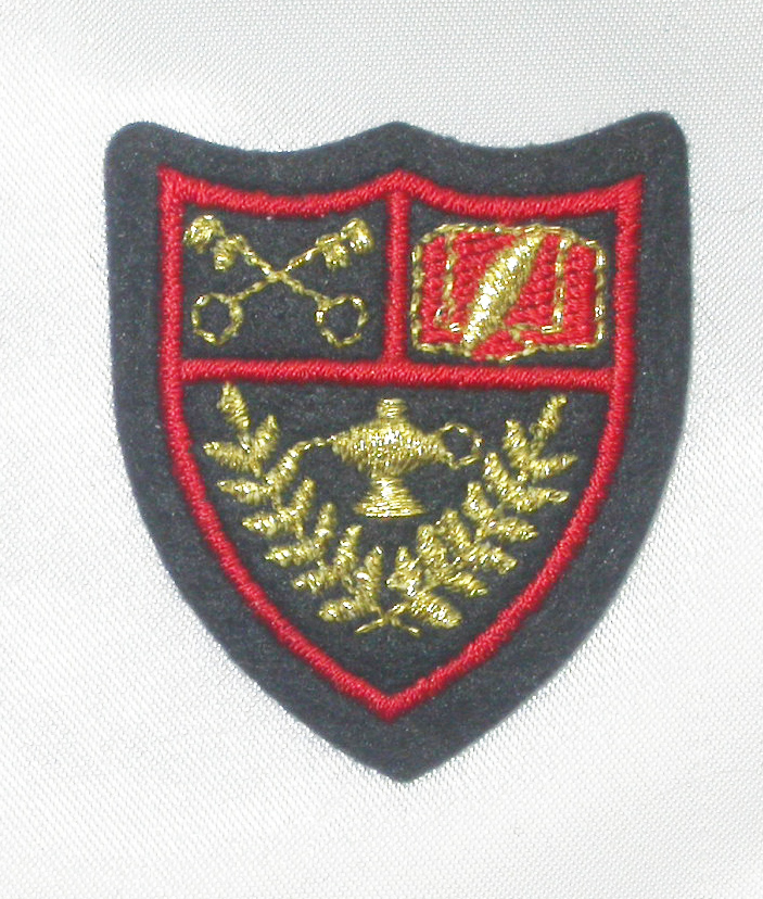 Crest with Cross Keys