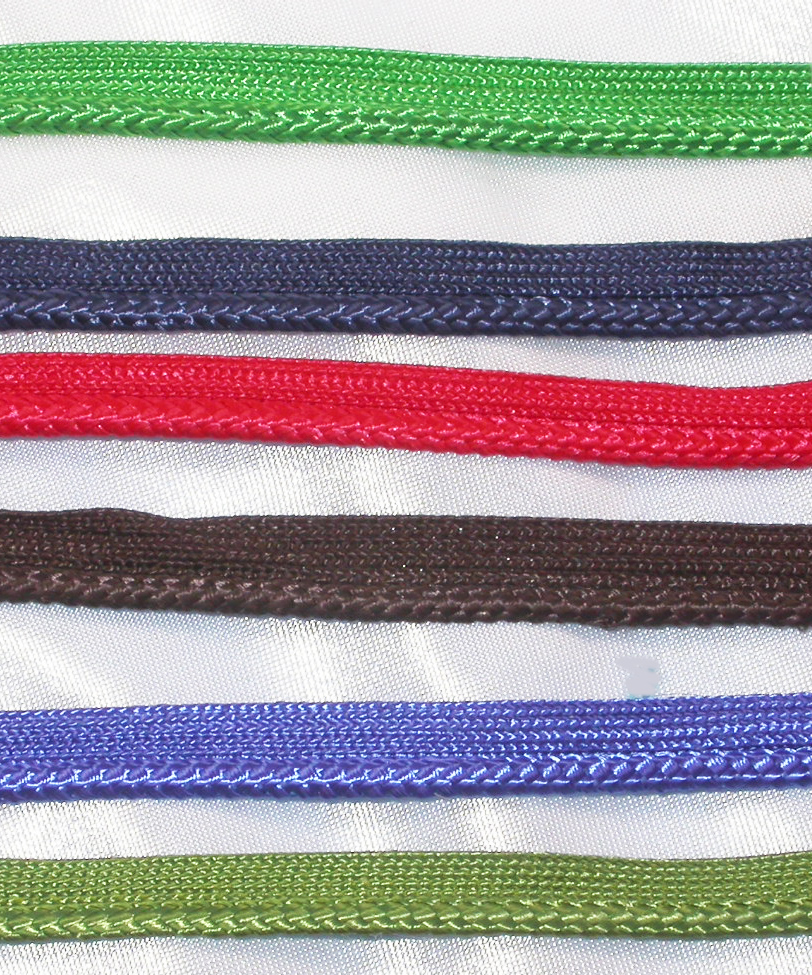 """Diamond Weave Piping 3/8"""" 10 Yards *Colors*"""
