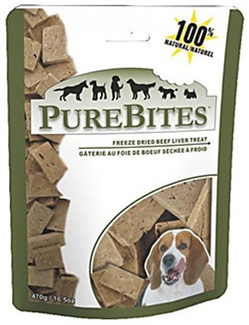 PureBites liver
