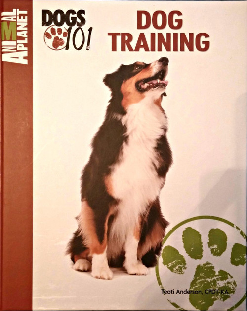 Dogs 101 Dog Training Cover
