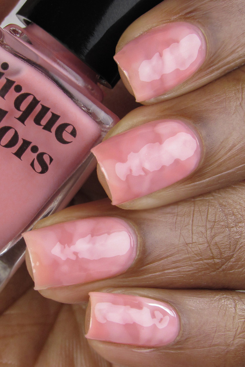Rose Quartz Nail Art Set