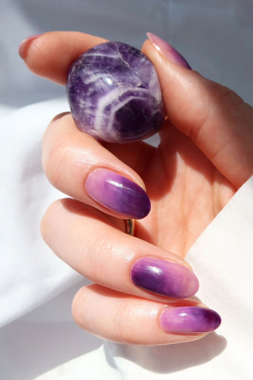 Amethyst Nail Art Set