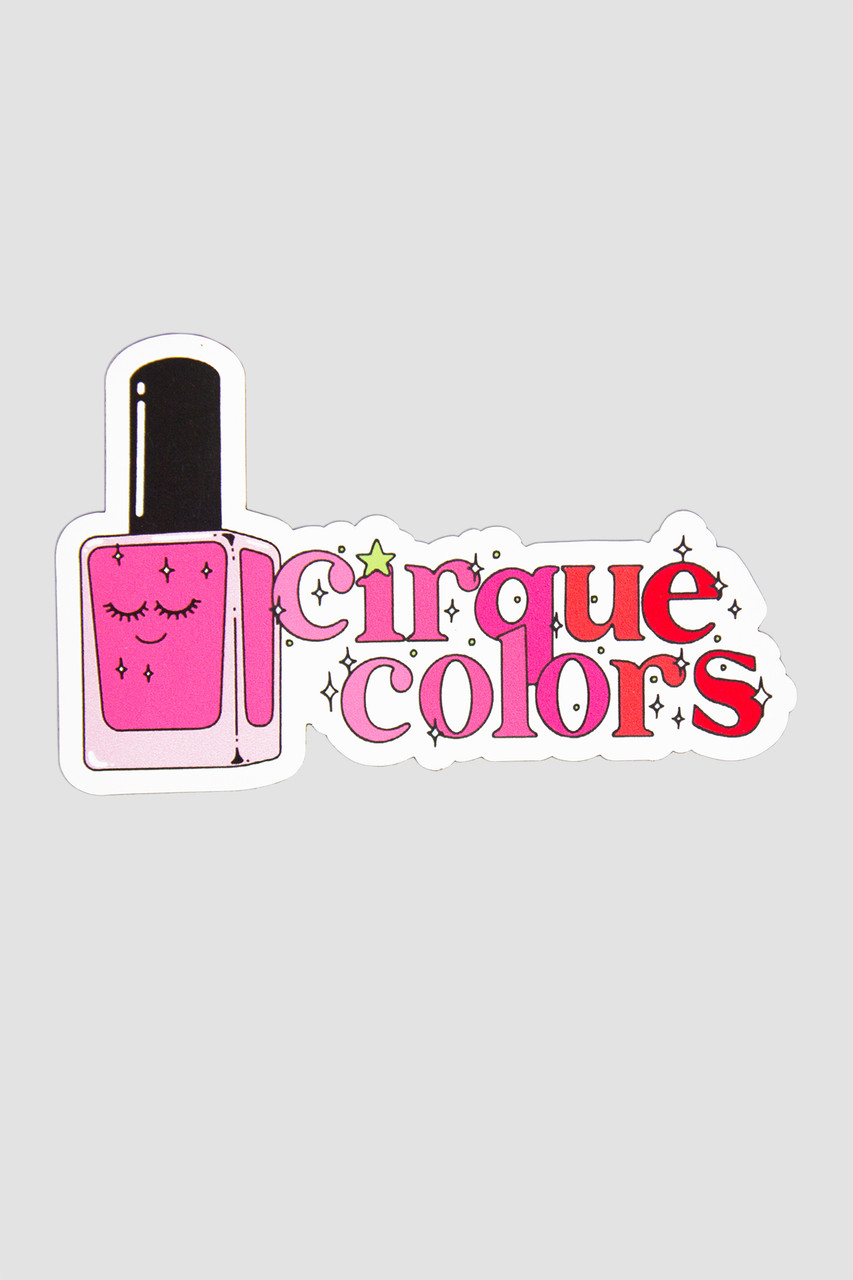 Cirque Colors x Lauren Martin Magnet | New Item | Limited Edition