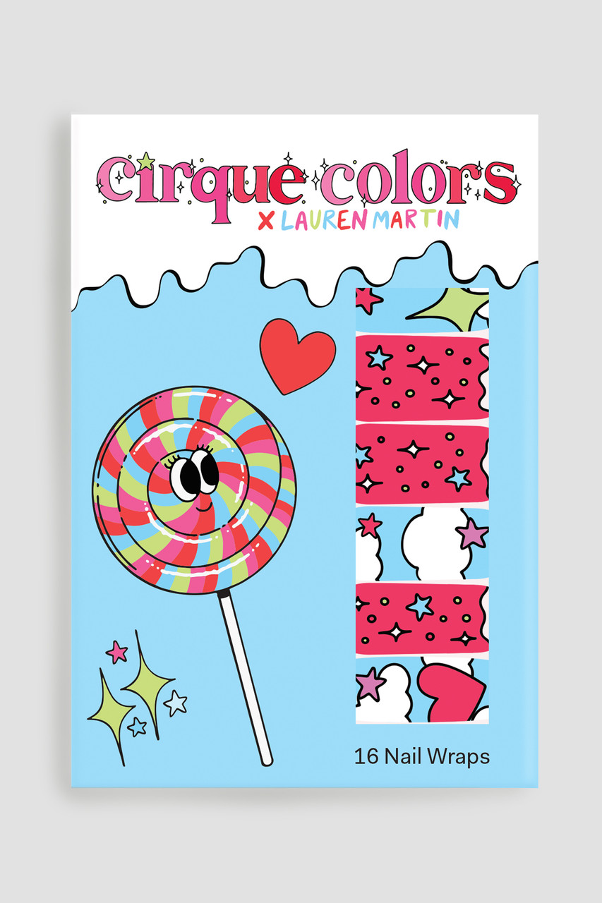 Candy Coat Nail Wraps | New Item | Limited Edition