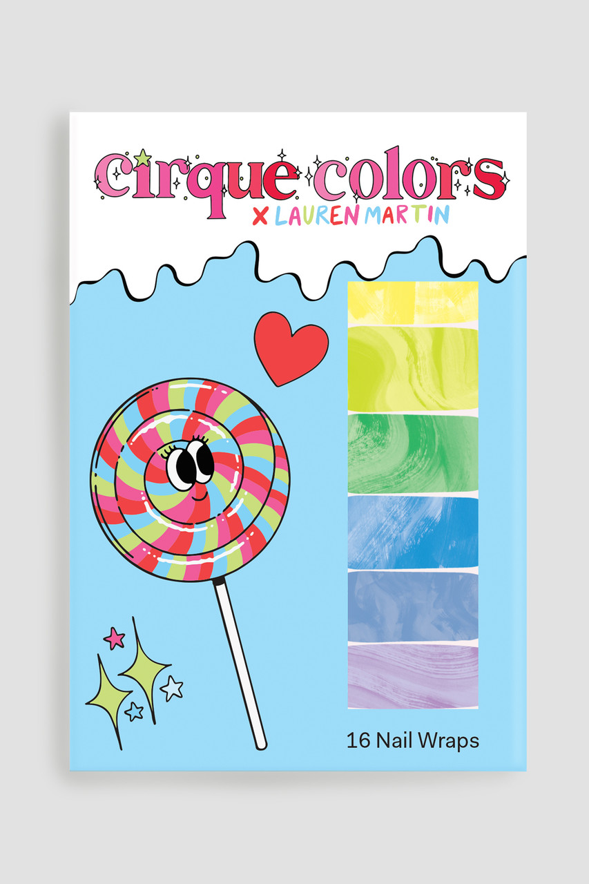 Candy Coat Nail Wraps | New Item