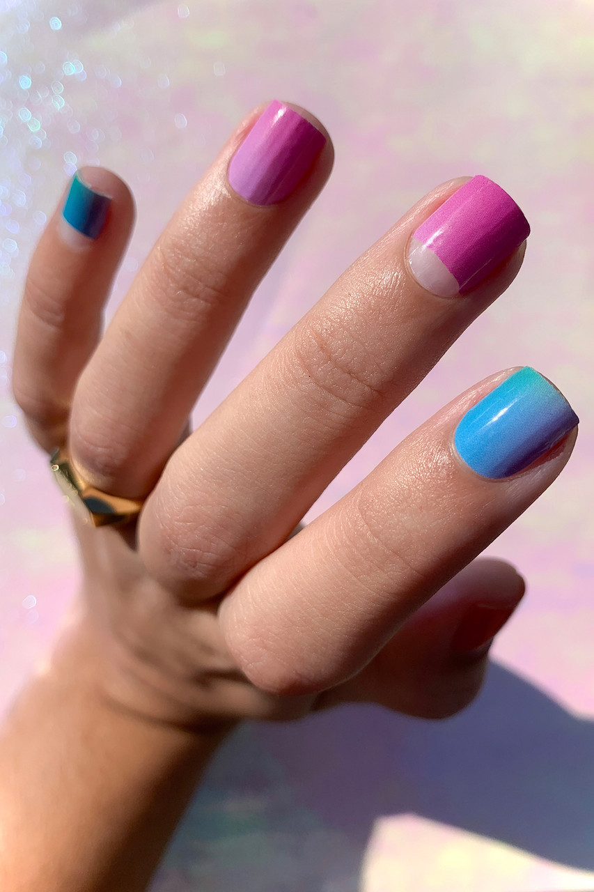 Mood Ring Nail Wraps