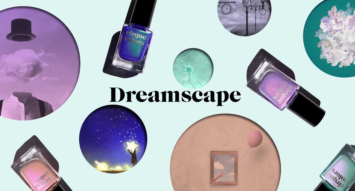 dreamscape collection banner