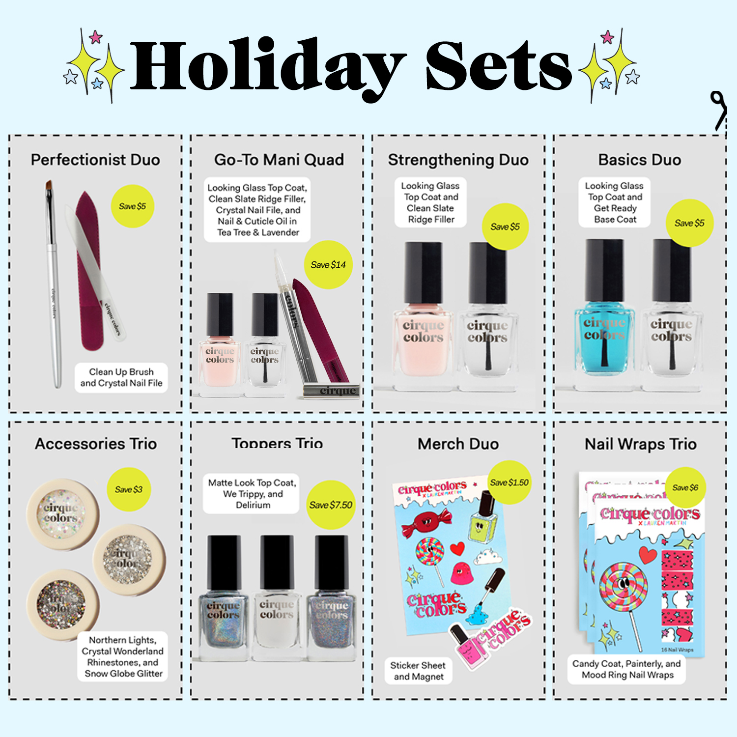 Holiday Sets