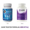 AOR NAC 500 mg 240 Veg Capsules New Label