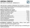 Designs for Health B-Supreme 60 Veg Capsules Table