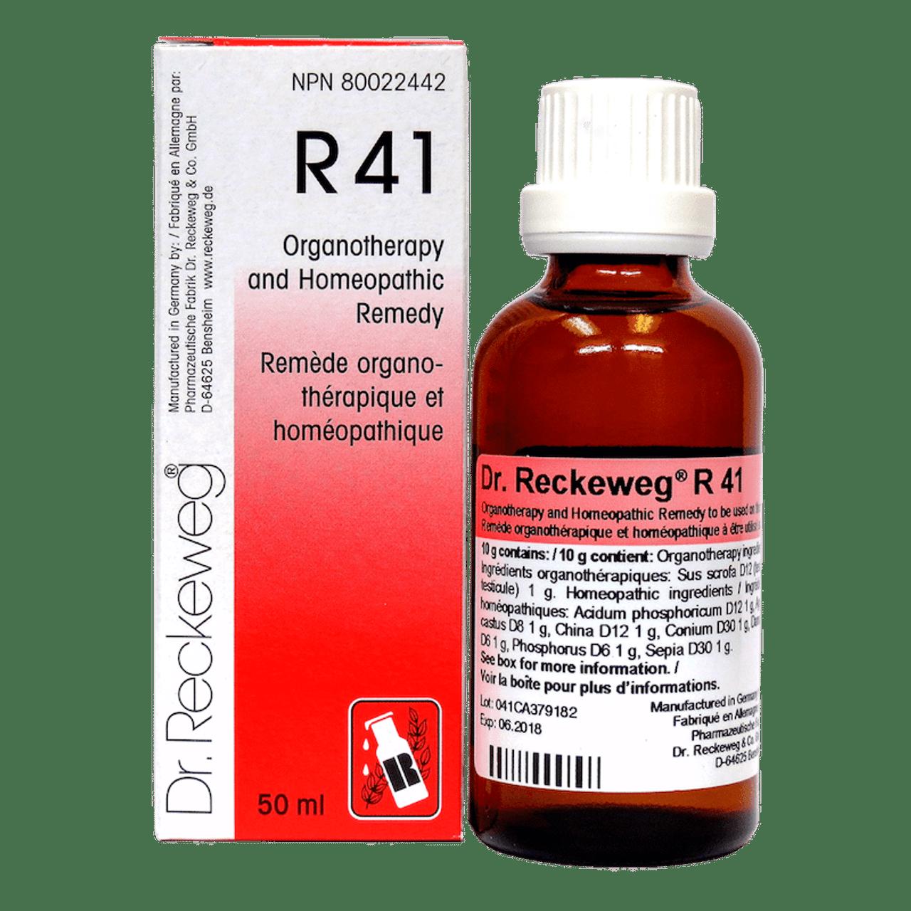 Dr Reckeweg R41 - 50 Ml