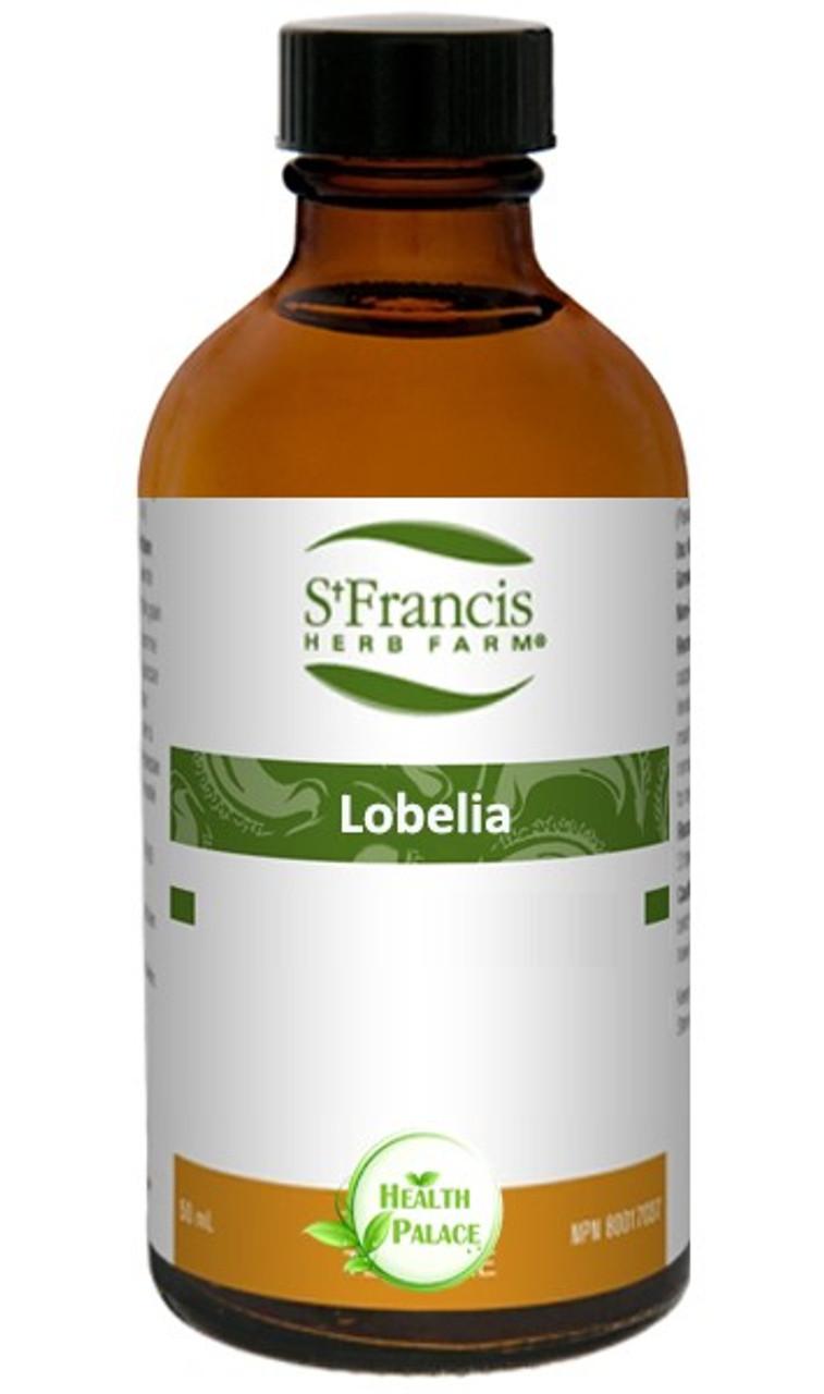 Lobelia By St Francis Herb Farm Buy Lobelia Tincture