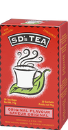 SD's Tea Original 30 Teabags By Platinum Naturals