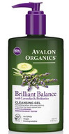 Avalon Organics Brilliant Balanace Cleansing Gel 237 ml
