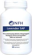 NFH Lavender SAP 60 Softgels
