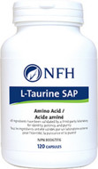 NFH L Taurine SAP 120 Capsules