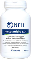 NFH AcetylCarnitine SAP 90 Capsules