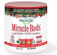 MacroLife Naturals Miracle Reds 567 g