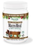MacroLife Naturals MacroMeal Chocolate 15 Servings 675 g