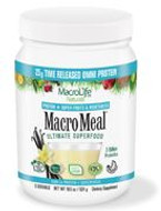 MacroLife Naturals MacroMeal Vanilla 15 Servings 601 g