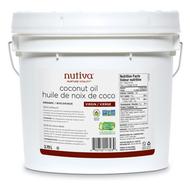 Nutiva Organic Virgin Coconut Oil 3.79 L