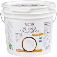 Nutiva Organic Refined Coconut Oil 3.79 L