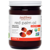 Nutiva Organic Red Palm Oil 444 ml