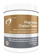 Designs for Health Magnesium Chelate Powder 150 Grams