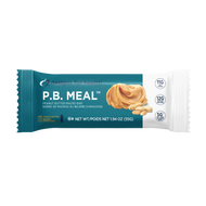 Designs for Health P.B. Meal Bar- Case of 12