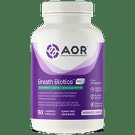 AOR Breath Biotics 60 Lozenges