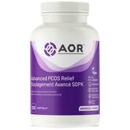 AOR Advanced PCOS Relief 120 Veg Softgels
