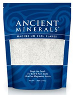 Ancient Minerals Magnesium Bath Flakes 1.65 lbs