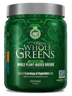 Ergogenics Nutrition Organic Whole Greens Powder 420 Grams