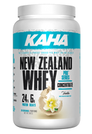 Ergogenics Nutrition Kaha New Zealand Whey Concentrate Vanilla 840 Grams