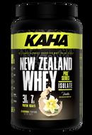 Ergogenics Nutrition Kaha New Zealand Whey Isolate Vanilla 840 Grams